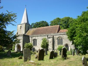 most haunted place in England St.Nicholas church