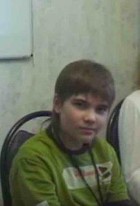 Martian Indigo Child Boriska