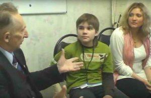 Martian Indigo Child Talking