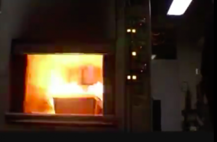 Process Of Cremation Furnace