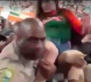 woman slaps-cop-gets-slapped-back