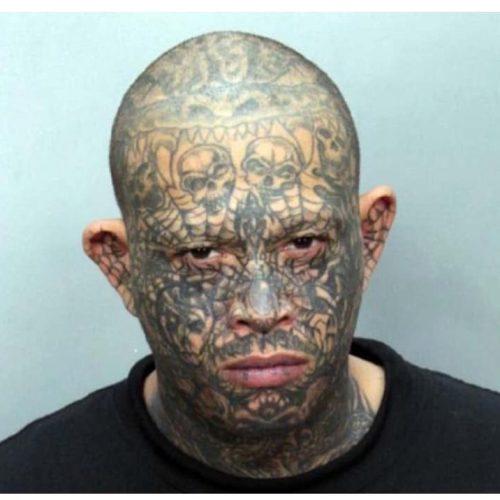 Americas freakiest mugshots