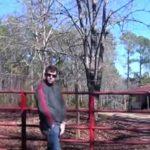 landowner shoots cop landowner