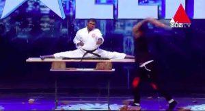 Sri Lankas Got Talent Chop