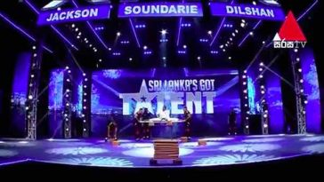 Sri lanka's Got Talent