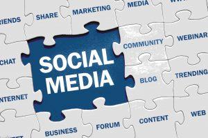 social influencer social media