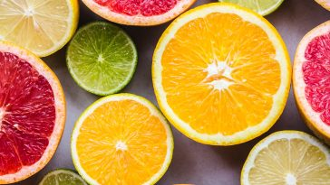coronavirus vitamin c citrus fruit